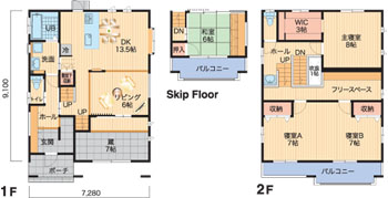 Plan03 floor